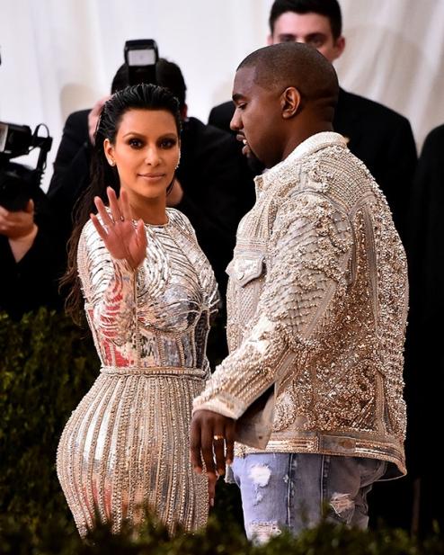 kim kardashian met gala hair